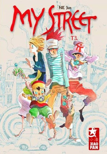 Couverture My Street, tome 3 : Chat-blé herboriste