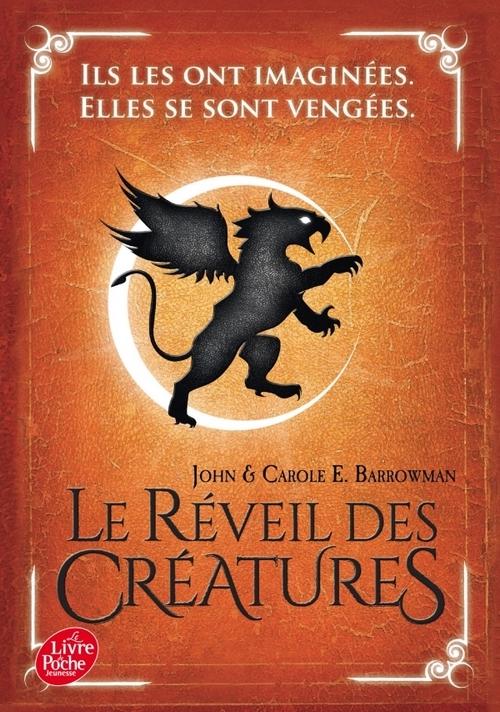 Couverture Le Réveil des créatures, tome 1