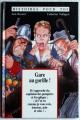Couverture Gare au gorille ! Editions Epigones 1993