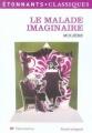Couverture Le malade imaginaire Editions Flammarion (GF - Etonnants classiques) 2007