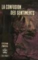 Couverture La confusion des sentiments Editions Le Livre de Poche 1963