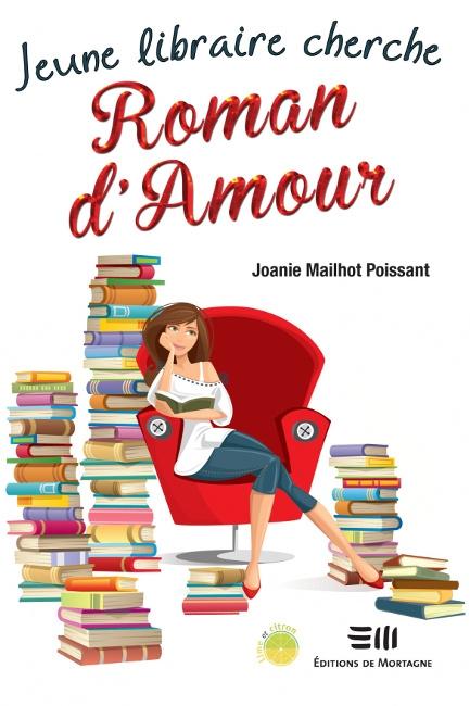 Couverture Jeune libraire cherche roman d'amour, tome 1