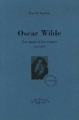 Couverture Oscar Wilde: Les mots et les songes Editions Aden 2005