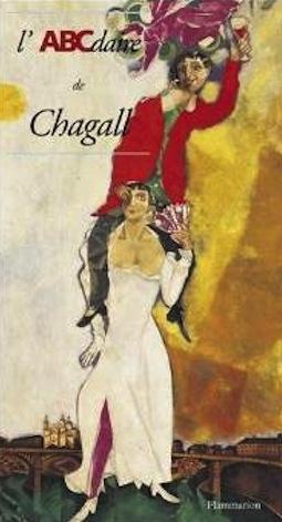 Couverture L'ABCdaire de Chagall