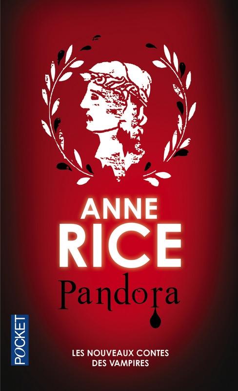 Couverture Les nouveaux contes des vampires, tome 1 : Pandora