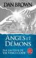 Couverture Robert Langdon, tome 1 : Anges & démons / Anges et démons Editions Le Livre de Poche 2014