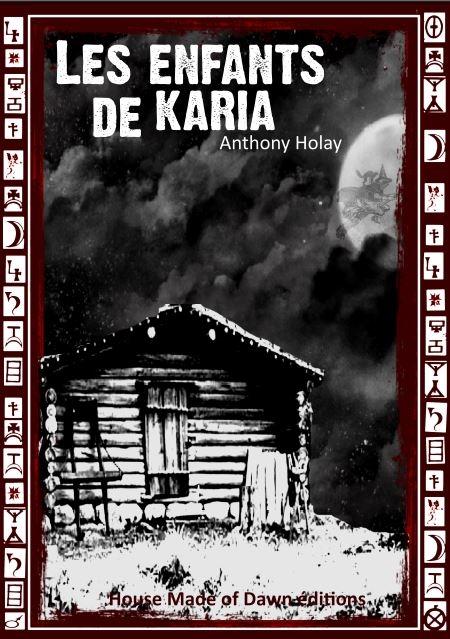 Couverture Les enfants de Karia