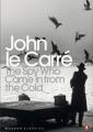 Couverture L'espion qui venait du froid Editions Penguin books (Modern Classics) 2010