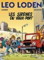 Couverture Léo Loden, tome 02 : Les sirènes du vieux-port Editions Soleil 1999