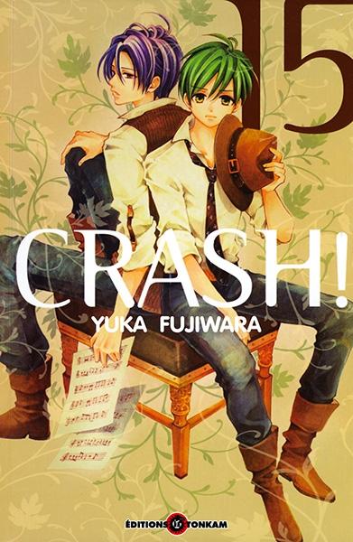 Couverture Crash !, tome 15