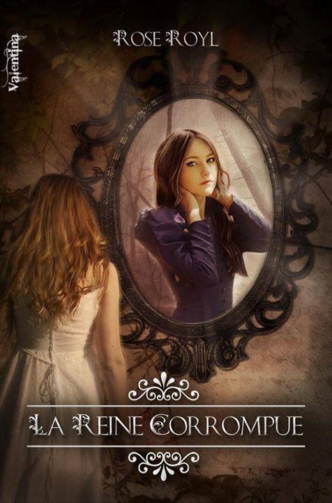 Couverture Vestiges, tome 3 : La Reine Corrompue