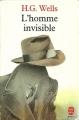 Couverture L'homme invisible Editions Le Livre de Poche (Jeunesse) 1993