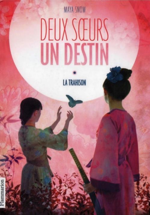 Couverture Les filles du samouraï, tome 1 : La trahison