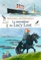 Couverture Le mystère de Lucy Lost Editions Gallimard  (Jeunesse) 2015