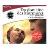 Couverture Du domaine des murmures Editions Audiolib 2012