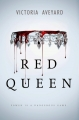Couverture Red queen, tome 1 Editions Harper (Teen) 2016