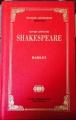 Couverture Hamlet Editions Le Monde 2015