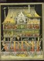 Couverture Les Musiciens de la ville de Brême (Banus) Editions Nathan (Rouge & Or) 1979