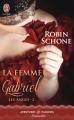 Couverture Les anges, tome 2 : La femme de Gabriel Editions J'ai Lu (Pour elle - Aventures & passions) 2015