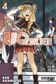 Couverture UQ Holder !, tome 04 Editions Pika 2015