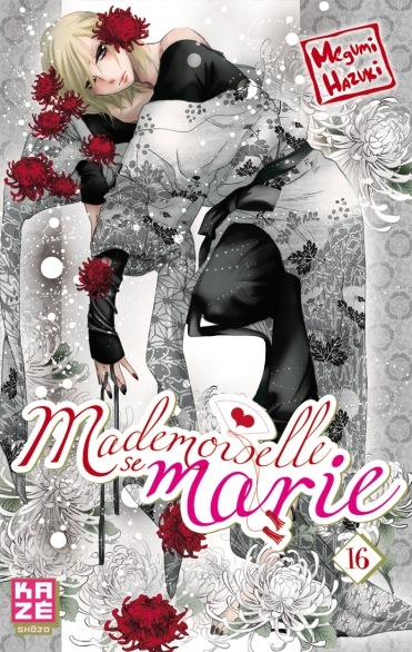 Couverture Mademoiselle se marie, tome 16