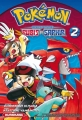 Couverture Pokémon : La grande aventure : Rubis et saphir, tome 2 Editions Kurokawa (Shônen) 2015