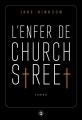 Couverture L'enfer de Church street Editions Gallmeister (Neo noire) 2015