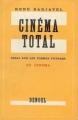 Couverture Cinéma total Editions Denoël 1944