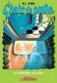 Couverture Chair de poule, tome 16 : Le Fantôme d'à côté  Editions Héritage 1994