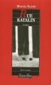 Couverture Rue Katalin Editions Viviane Hamy 2006