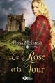 Couverture La Rose et la Tour Editions Milady 2015