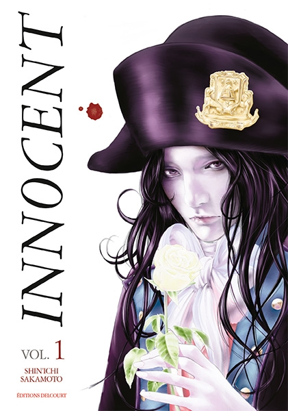 Couverture Innocent, tome 1