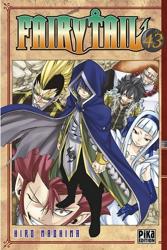 Fairy Tail Tome 43 Livraddict