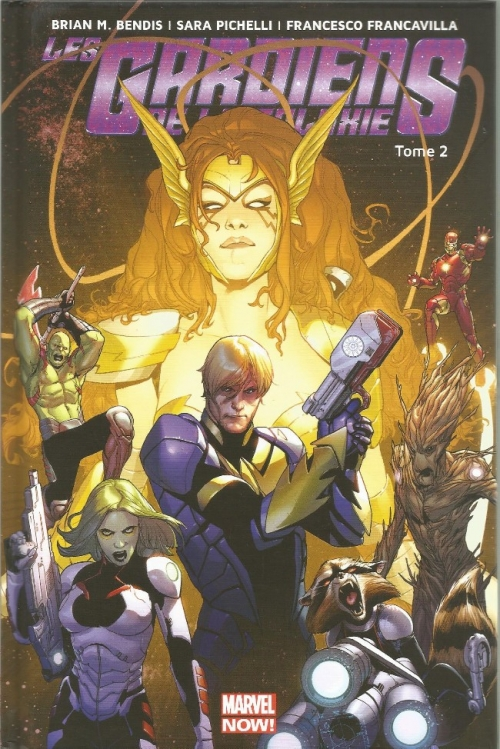 Couverture Les gardiens de la galaxie (Marvel Now), tome 2 : Angela