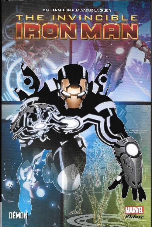 Couverture The Invincible Iron Man, tome 5 : Démon