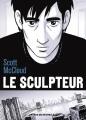 Couverture Le sculpteur Editions Rue de Sèvres 2015