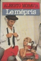 Couverture Le mépris Editions Le Livre de Poche 1985