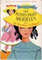 Couverture Les petites filles modèles Editions Hachette (Bibliothèque rose) 1977