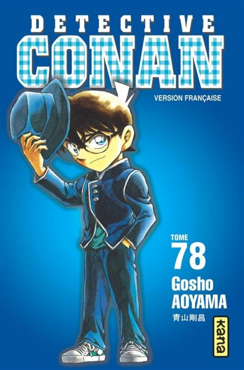 Couverture Détective Conan, tome 78