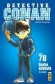 Couverture Détective Conan, tome 78 Editions Kana (Shônen) 2015