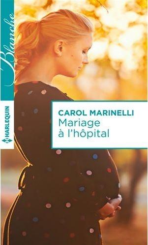Couverture Mariage à l'hôpital