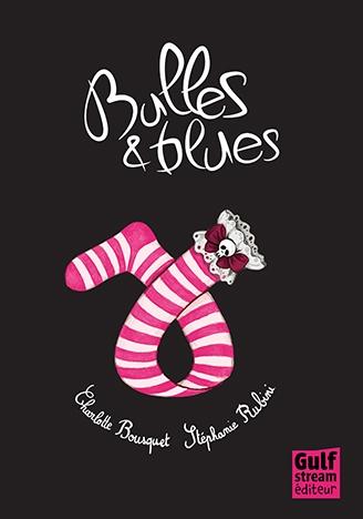 Couverture Bulles & blues