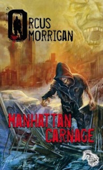 Couverture Manhattan Carnage