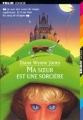 Couverture Les Mondes de Chrestomanci, tome 1 : Ma soeur est une sorcière Editions Folio  (Junior) 1998