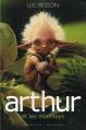 Couverture Arthur et les Minimoys, tome 1 : Arthur et les Minimoys / Les Minimoys Editions Intervista  2002