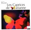 Couverture Les caprices de Marianne Editions Nathan (Carrés classiques) 2011