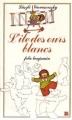 Couverture L'île des ours blancs Editions Folio  1980