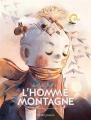 Couverture L'homme montagne Editions Delcourt (Jeunesse) 2015