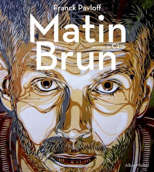 Couverture Matin Brun