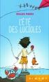 Couverture L'été des lucioles Editions France Loisirs (Piment) 2014